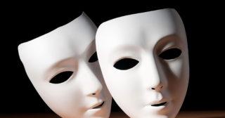 two arts masks