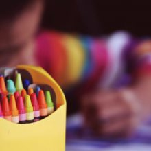 colouring, childcare, crayons, art, children