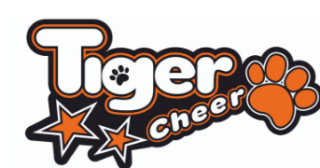 Tiger Cheer Logo for Franchise