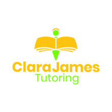 Clara James Tutoring logo